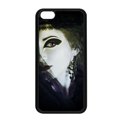 Goth Bride Apple iPhone 5C Seamless Case (Black)
