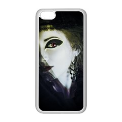 Goth Bride Apple iPhone 5C Seamless Case (White)