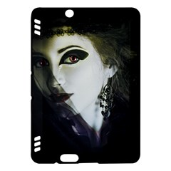 Goth Bride Kindle Fire HDX Hardshell Case