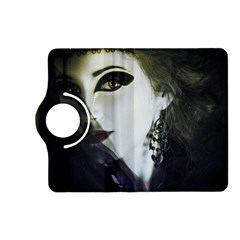 Goth Bride Kindle Fire HD (2013) Flip 360 Case