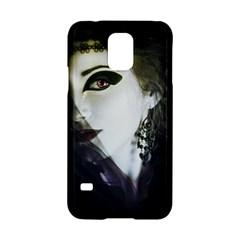Goth Bride Samsung Galaxy S5 Hardshell Case