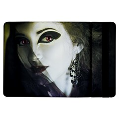 Goth Bride iPad Air Flip