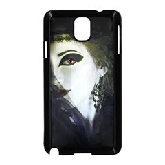 Goth Bride Samsung Galaxy Note 3 Neo Hardshell Case (Black)
