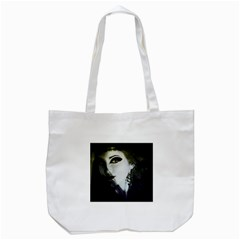 Goth Bride Tote Bag (White)