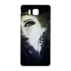 Goth Bride Samsung Galaxy Alpha Hardshell Back Case