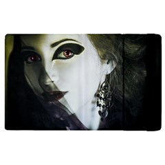Goth Bride Apple iPad Pro 12.9   Flip Case
