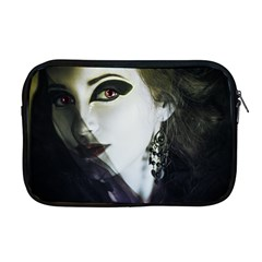 Goth Bride Apple MacBook Pro 17  Zipper Case