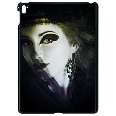 Goth Bride Apple iPad Pro 9.7   Black Seamless Case