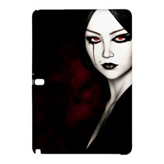 Goth Girl Red Eyes Samsung Galaxy Tab Pro 12.2 Hardshell Case