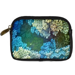 Fractal Formula Abstract Backdrop Digital Camera Cases