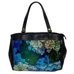 Fractal Formula Abstract Backdrop Office Handbags