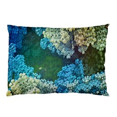 Fractal Formula Abstract Backdrop Pillow Case (Two Sides)