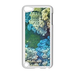 Fractal Formula Abstract Backdrop Apple Ipod Touch 5 Case (white)