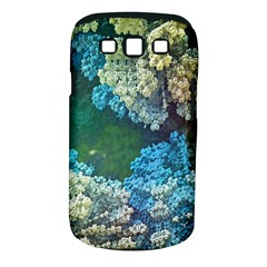 Fractal Formula Abstract Backdrop Samsung Galaxy S III Classic Hardshell Case (PC+Silicone)