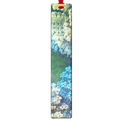 Fractal Formula Abstract Backdrop Large Book Marks