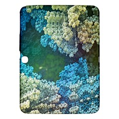 Fractal Formula Abstract Backdrop Samsung Galaxy Tab 3 (10 1 ) P5200 Hardshell Case