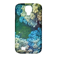 Fractal Formula Abstract Backdrop Samsung Galaxy S4 Classic Hardshell Case (pc+silicone)