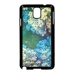 Fractal Formula Abstract Backdrop Samsung Galaxy Note 3 Neo Hardshell Case (black)