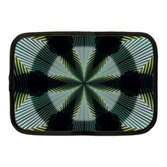 Lines Abstract Background Netbook Case (medium)