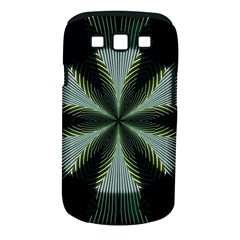 Lines Abstract Background Samsung Galaxy S Iii Classic Hardshell Case (pc+silicone)