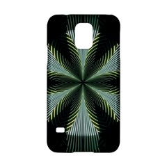Lines Abstract Background Samsung Galaxy S5 Hardshell Case