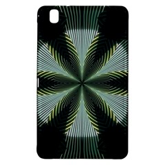 Lines Abstract Background Samsung Galaxy Tab Pro 8 4 Hardshell Case