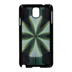 Lines Abstract Background Samsung Galaxy Note 3 Neo Hardshell Case (black)