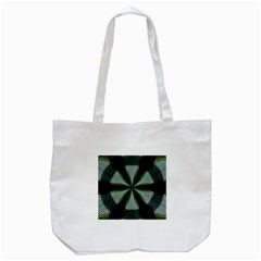Lines Abstract Background Tote Bag (white)