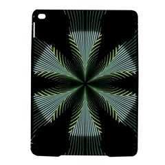 Lines Abstract Background iPad Air 2 Hardshell Cases