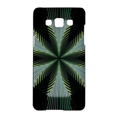 Lines Abstract Background Samsung Galaxy A5 Hardshell Case