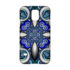 Fractal Cathedral Pattern Mosaic Samsung Galaxy S5 Hardshell Case