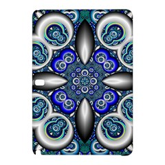 Fractal Cathedral Pattern Mosaic Samsung Galaxy Tab Pro 10.1 Hardshell Case