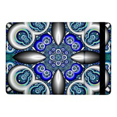 Fractal Cathedral Pattern Mosaic Samsung Galaxy Tab Pro 10 1  Flip Case