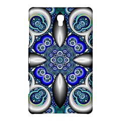 Fractal Cathedral Pattern Mosaic Samsung Galaxy Tab S (8 4 ) Hardshell Case