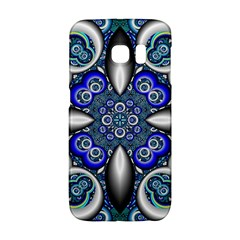 Fractal Cathedral Pattern Mosaic Galaxy S6 Edge
