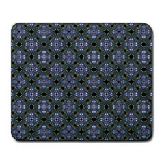 Space Wallpaper Pattern Spaceship Large Mousepads