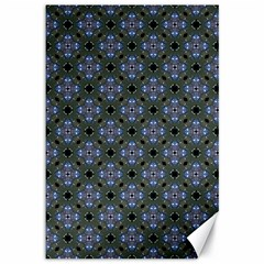 Space Wallpaper Pattern Spaceship Canvas 12  X 18