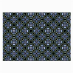 Space Wallpaper Pattern Spaceship Large Glasses Cloth