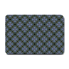 Space Wallpaper Pattern Spaceship Small Doormat