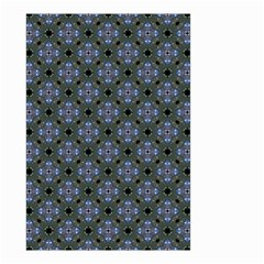 Space Wallpaper Pattern Spaceship Small Garden Flag (Two Sides)