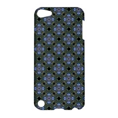 Space Wallpaper Pattern Spaceship Apple iPod Touch 5 Hardshell Case