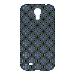 Space Wallpaper Pattern Spaceship Samsung Galaxy S4 I9500/I9505 Hardshell Case