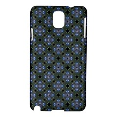 Space Wallpaper Pattern Spaceship Samsung Galaxy Note 3 N9005 Hardshell Case