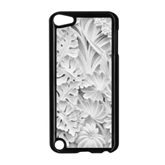Pattern Motif Decor Apple Ipod Touch 5 Case (black)
