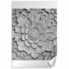 Pattern Motif Decor Canvas 20  x 30