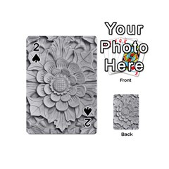 Pattern Motif Decor Playing Cards 54 (Mini)