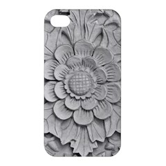 Pattern Motif Decor Apple Iphone 4/4s Hardshell Case