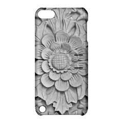 Pattern Motif Decor Apple Ipod Touch 5 Hardshell Case With Stand