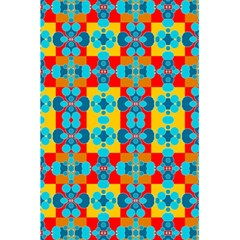 Pop Art Abstract Design Pattern 5 5  X 8 5  Notebooks