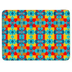 Pop Art Abstract Design Pattern Samsung Galaxy Tab 7  P1000 Flip Case